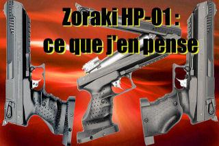 Zoraki HP-01, ce que j'en pense - Page 2 Photo501