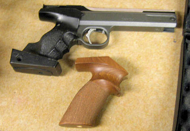 Pistolet F.A.S. (Domino) AP-604 Photo599