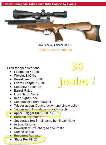Evanix AR6 Cap342