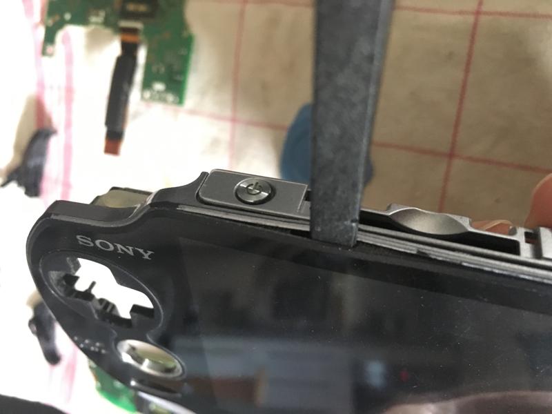 Tuto changement écran PS Vita 5c4cfd4f0150a6e95296e0dd9e97b5420bebdc94