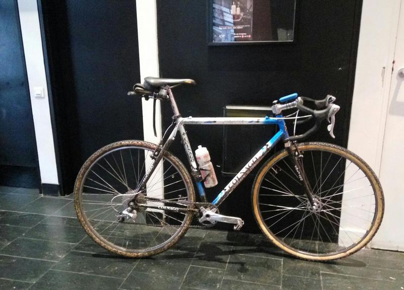 Colnago Cyclocross / BIG Up MLudovic  6e946bc3398bb2abb10ff736c965d60d2406ff6f