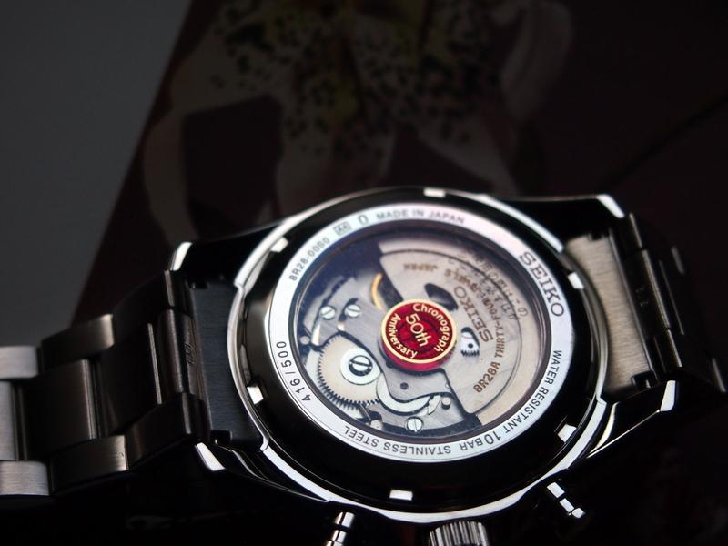 Seiko Brightz Chronograph Automatic SDGZ005 1066eca4c9a7d42294f9f85d2e2cf066be1b03db
