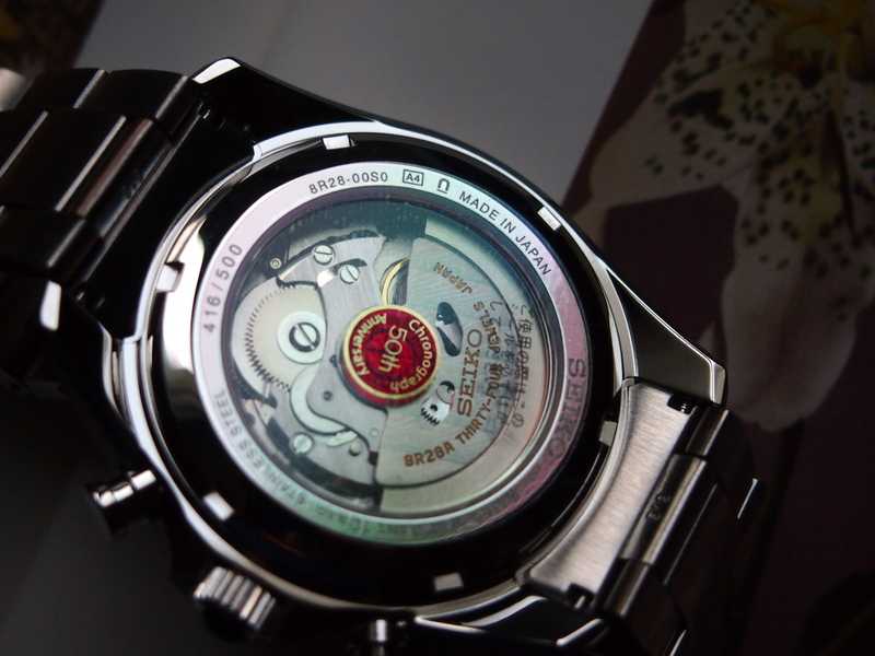 Seiko Brightz Chronograph Automatic SDGZ005 81970f1da4fb8920d5e391c20ee17bc515a0d308