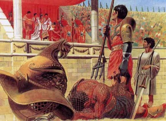 [LE TOPIC A LA CON] le dernier qui poste... poste - Page 32 Livre-Histoire-des-gladiateurs-e1416579831729