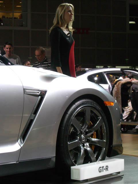[Photo-Reportage] LA Auto Show (3.5mo) 12