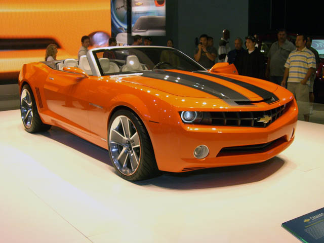 [Photo-Reportage] LA Auto Show (3.5mo) 15