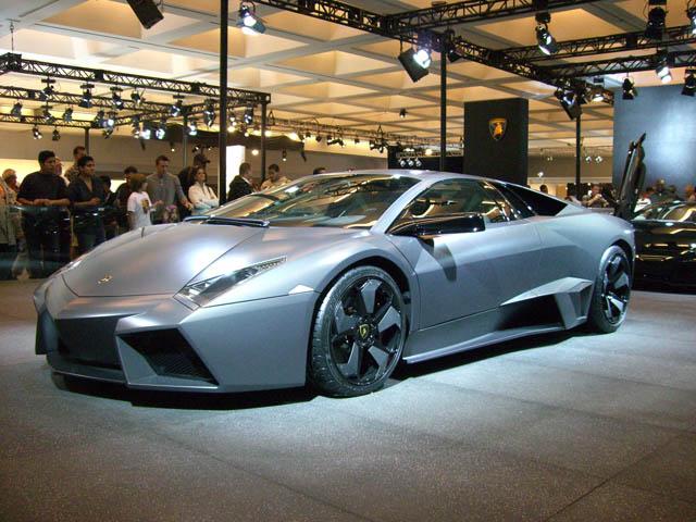[Photo-Reportage] LA Auto Show (3.5mo) 30