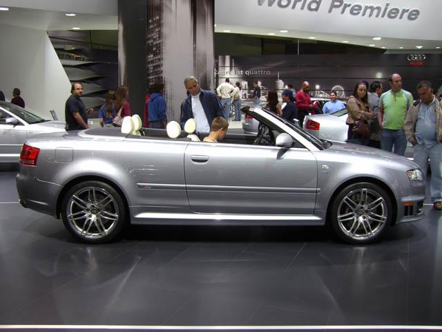 [Photo-Reportage] LA Auto Show (3.5mo) 8
