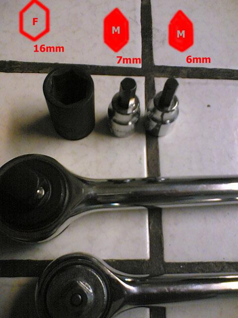 [BMW E36] Changement des Disques et des Plaquettes de Freins Outils