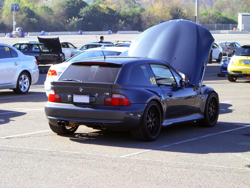 SDBMWCCA Autocross 01/02/09 (5mo!) CIMG5645r
