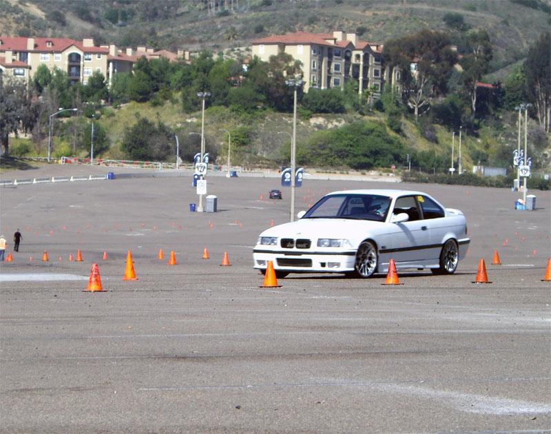 SDBMWCCA Autocross 01/02/09 (5mo!) CIMG5650r1