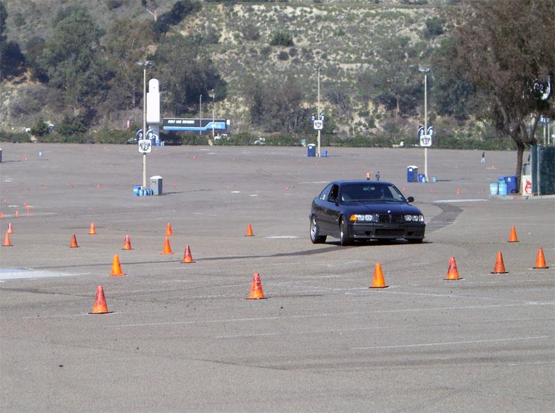 SDBMWCCA Autocross 01/02/09 (5mo!) CIMG5665r1