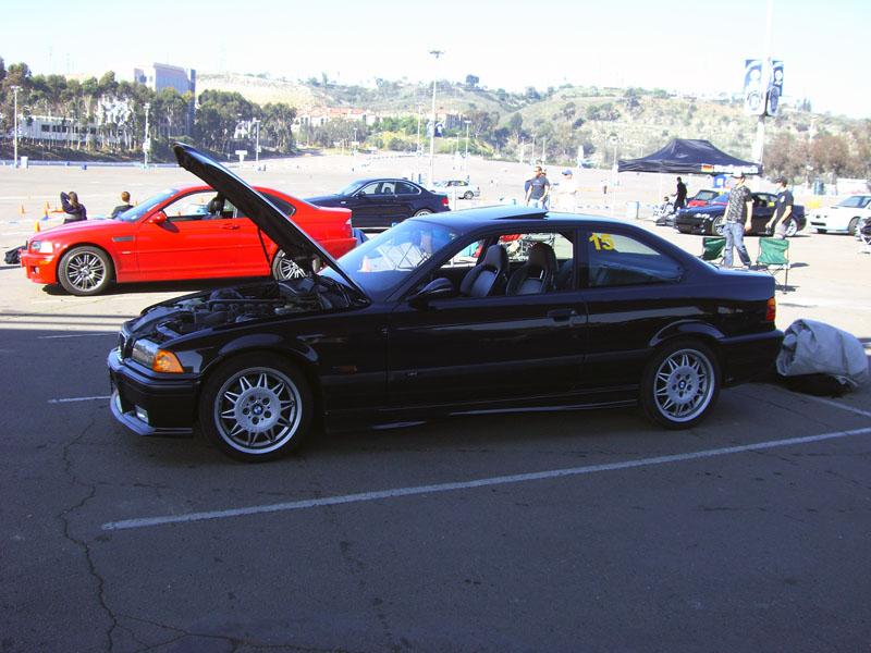 SDBMWCCA Autocross 01/02/09 (5mo!) CIMG5677r