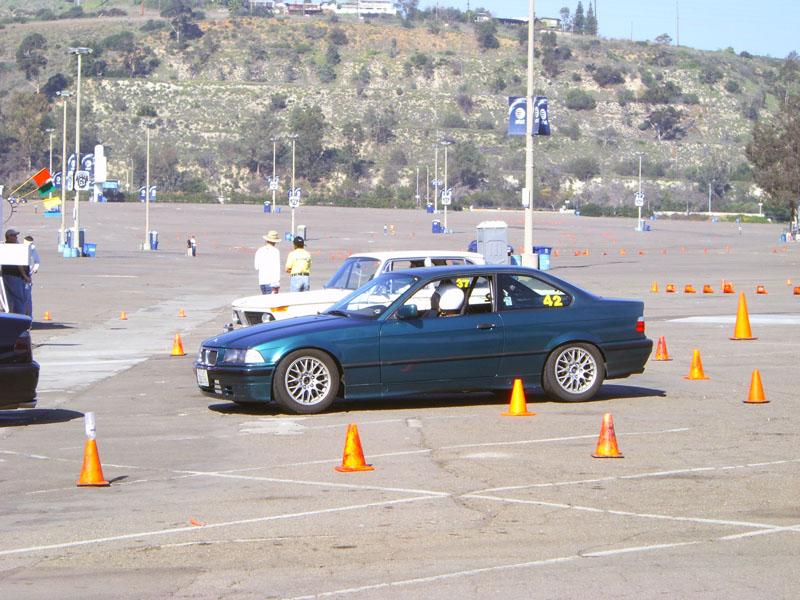 SDBMWCCA Autocross 01/02/09 (5mo!) CIMG5682r