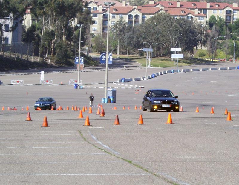 SDBMWCCA Autocross 01/02/09 (5mo!) CIMG5687r1