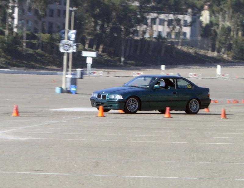 SDBMWCCA Autocross 01/02/09 (5mo!) CIMG5693r1