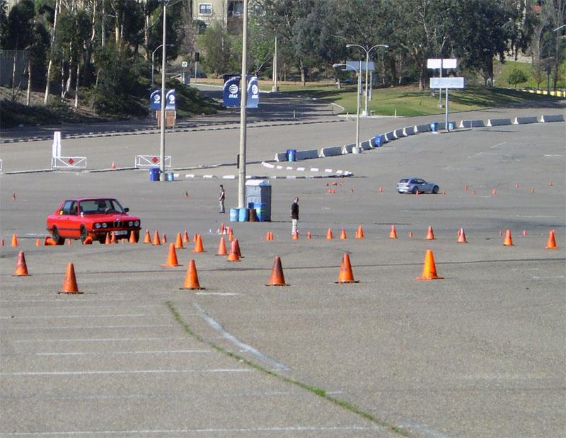 SDBMWCCA Autocross 01/02/09 (5mo!) CIMG5694r1