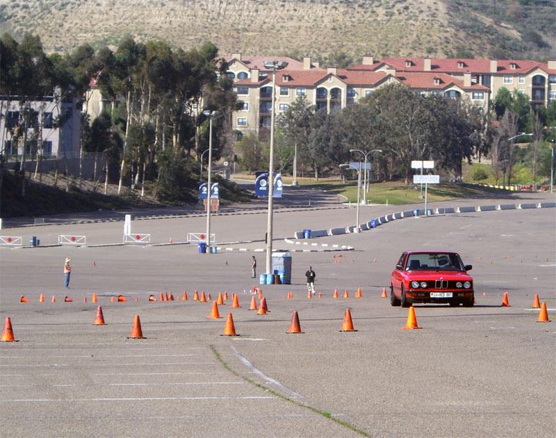 SDBMWCCA Autocross 01/02/09 (5mo!) CIMG5695r1