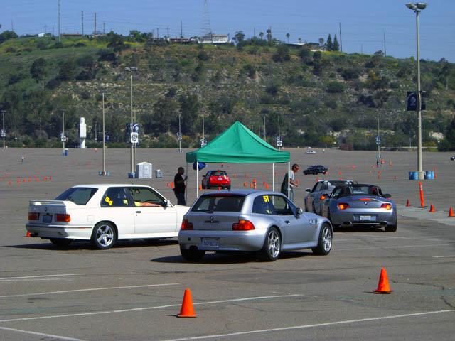 SDBMWCCA Autocross #2 CIMG3193