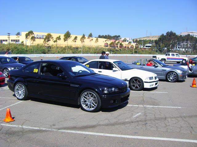 SDBMWCCA Autocross #2 CIMG3203