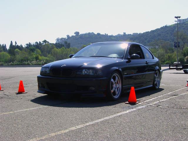 SDBMWCCA Autocross #2 CIMG3222