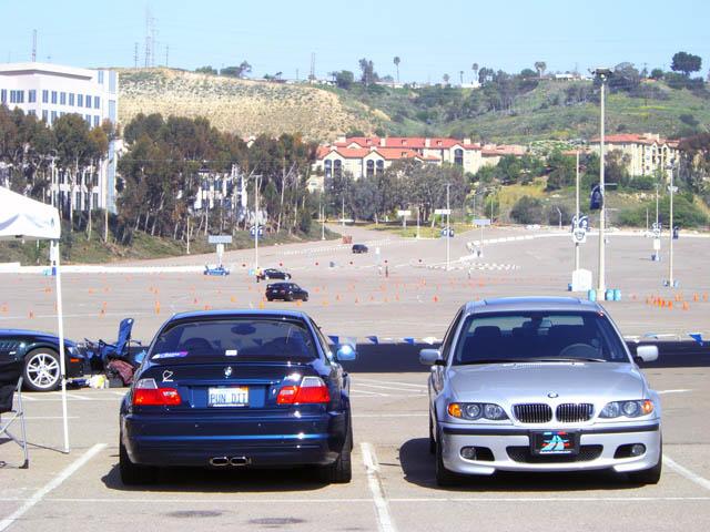SDBMWCCA Autocross #2 CIMG3225