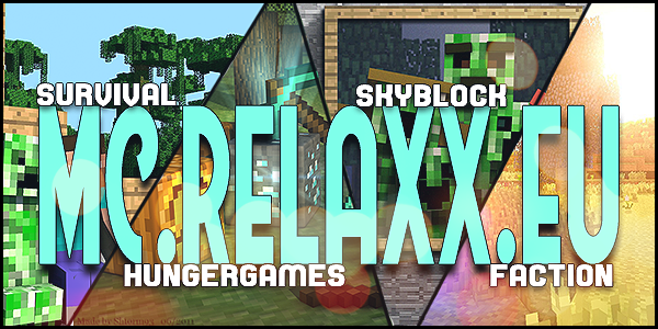 Relaxx Minecraft Skyblock - Survival  - Page 2 Test123mc