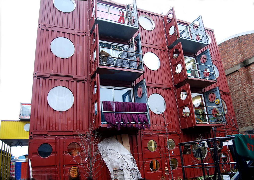 Containers City Isbu11