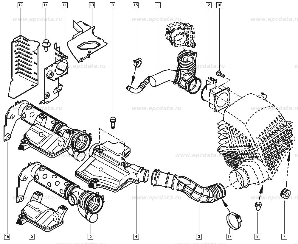 Panne Espace IV 3.5 V6, coupure moteur en roulant...... 00129348