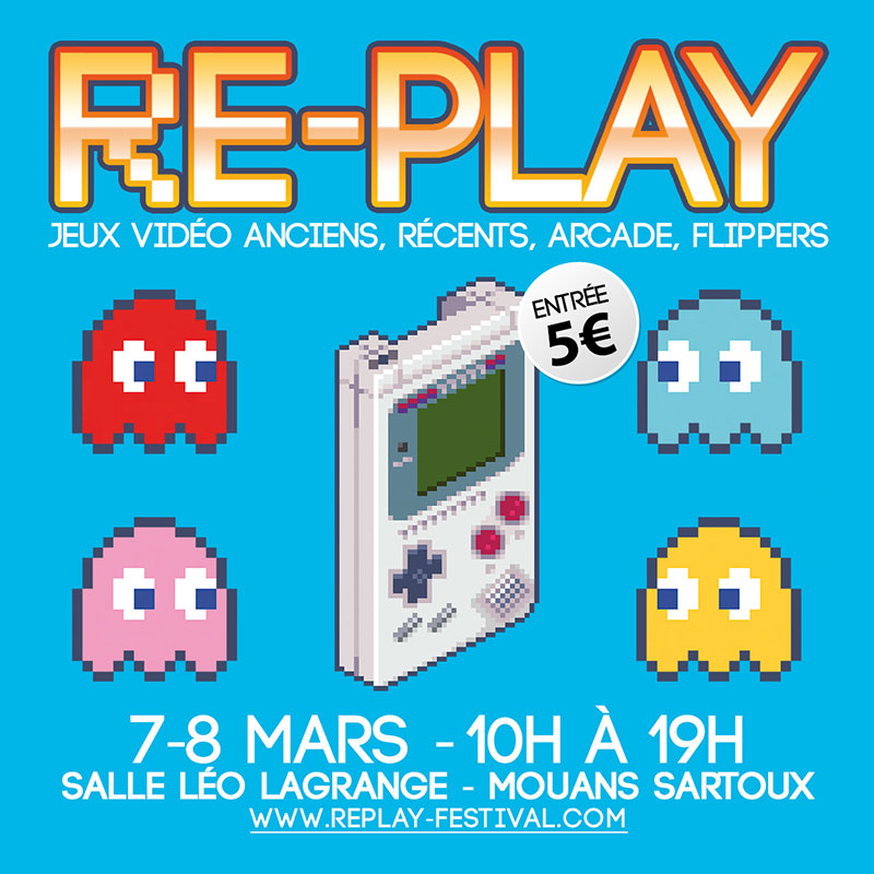RE-PLAY #4 du 7 au 8 mars 2015 dans le 06 Affiche_RE-PLAY_carree