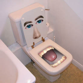 Humour - Page 3 Toilet