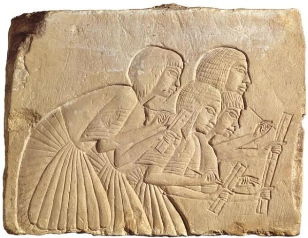 10 choses hallucinantes à savoir sur l'éducation en Afrique avant l'arrivée des Européens Egyptian-Scribes-600x464