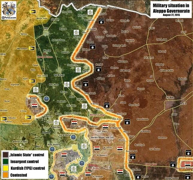 Guerre Civile en Syrie ( LISEZ LE PREMIER POST ! ) - Page 39 Harta-razboi-Siria