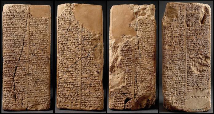Une liste royale sumérienne laisse perplexes les historiens après plus d'un siècle de recherche Sumerians