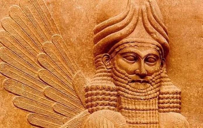 Une liste royale sumérienne laisse perplexes les historiens après plus d'un siècle de recherche Anunnaki-annunaki-flying-gods-lightbody-merkabah