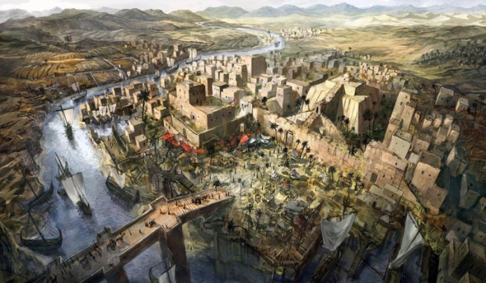 Une liste royale sumérienne laisse perplexes les historiens après plus d'un siècle de recherche Sumer5