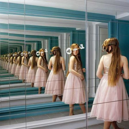 La science du transhumanisme  Miroir_infini_m