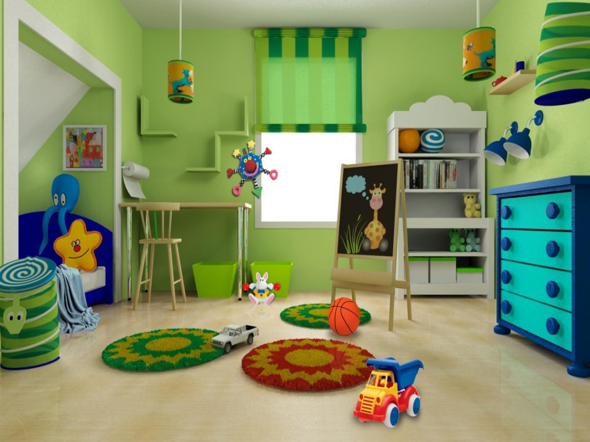 Dečija soba  - Page 9 Kids-room