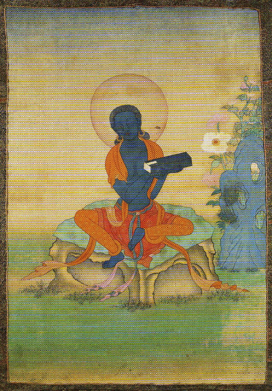 entités positives et negatives, le leurre occidental... Vajrapani