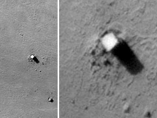 Two 'Obelisks' Discovered in Protonilus ('Nile Canal') on Mars 226570-dtstory-mars