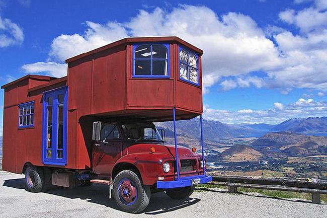 Estas cápsulas ecológicas permiten vivir en cualquier parte del mundo - Página 2 391791-truck-camper
