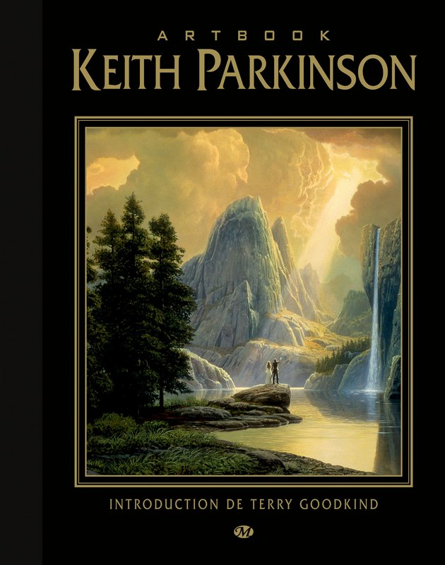 PARKINSON Keith - Artbook 1004-parkinson