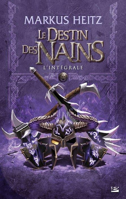 HEITZ Markus - LE DESTIN DES NAINS - L'intégrale, volume 4 1312-destin-nains-i_org