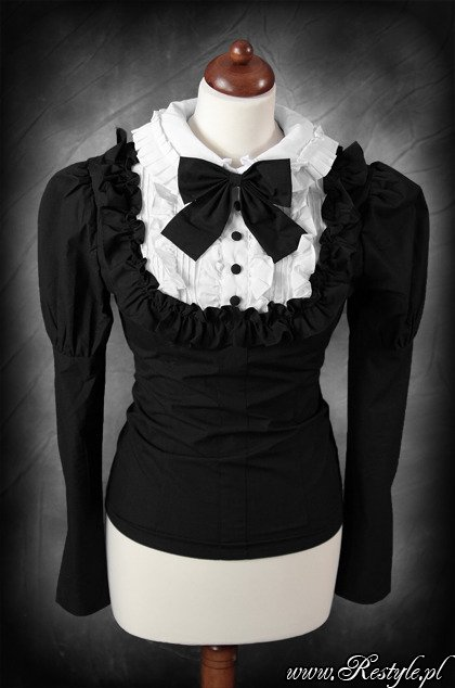 Moda In - Page 5 Eng_pl_R-3-LOTTIE-BLACK-AND-WHITE-shirt-with-puffs-white-ruffles-black-bow-1013_4