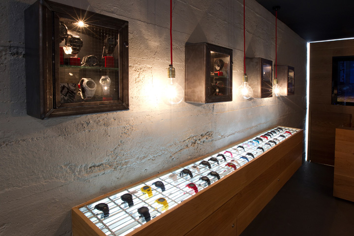 G-Shock Central store - Auckland G-Shock-Central-store-Pennant-Triumph-Auckland-03