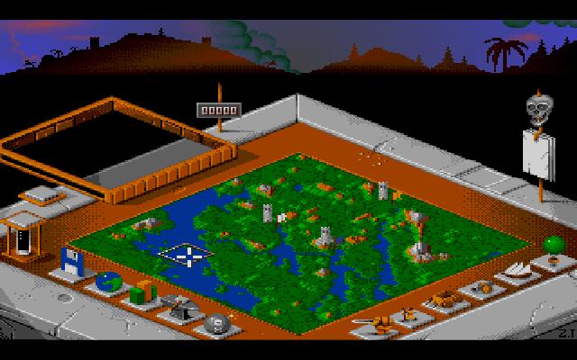 Génésia ( Amiga/PC ) Genesia2