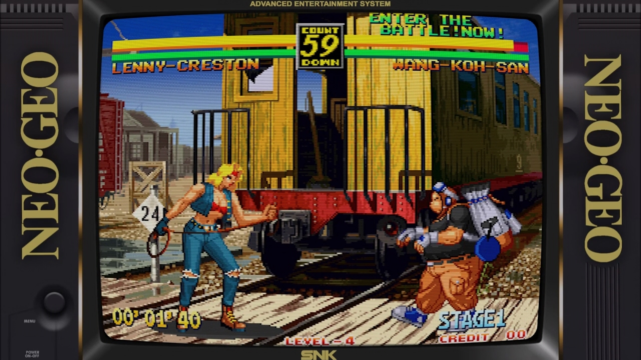 [OBSOLETE] Pack d'overlays pour Retroarch. Neogeo_overlay_crt-geom