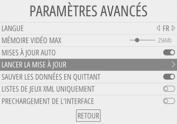 RetroBat v1.20.2 Es_update_fr