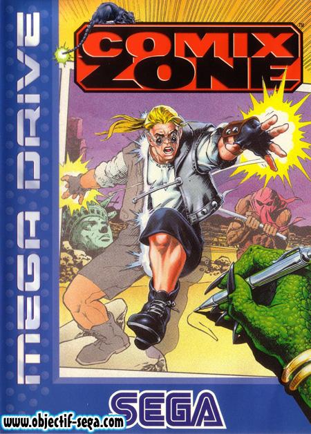 Sega Megadrive, horas y horas de felicidad. - Página 2 Comix_zone