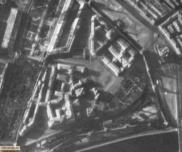 إختفاء الكرملن عن مقاتلات هتلر Retromap_061942_121